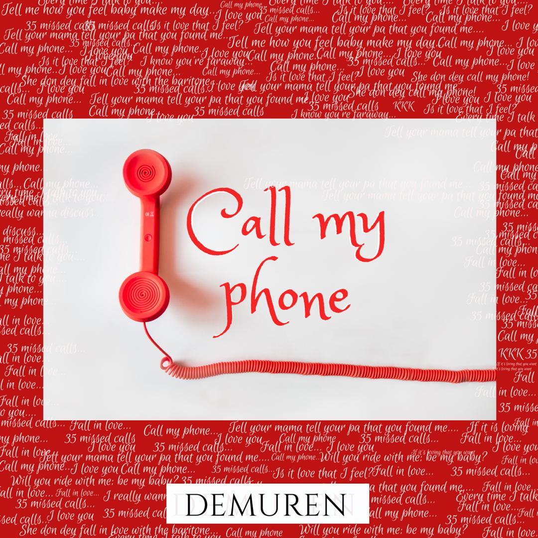 Demuren – Call My Phone - Download mp3