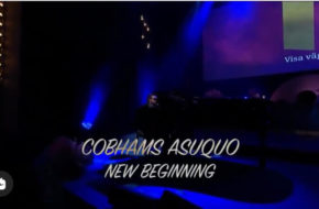 VIDEO: Cobhams Asuquo - New Beginning