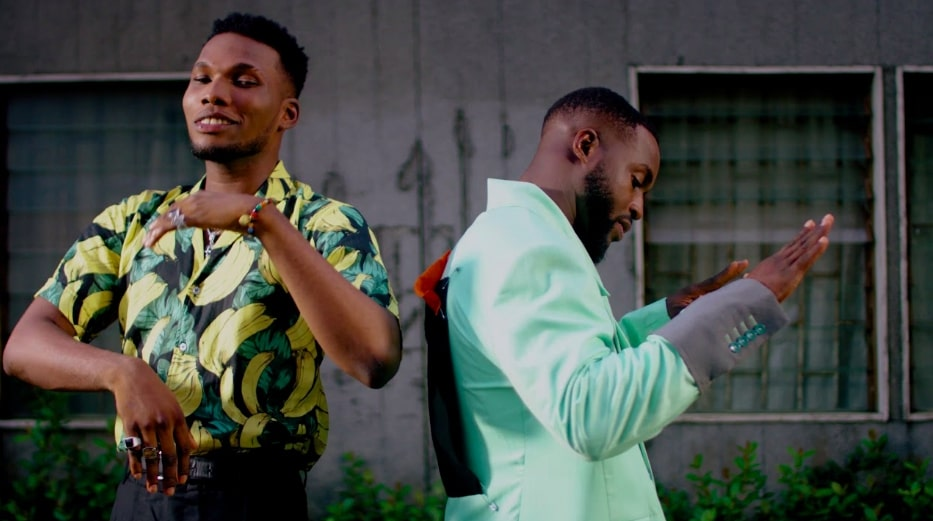 VIDEO: DJ Neptune - Tomorrow ft. Victor AD