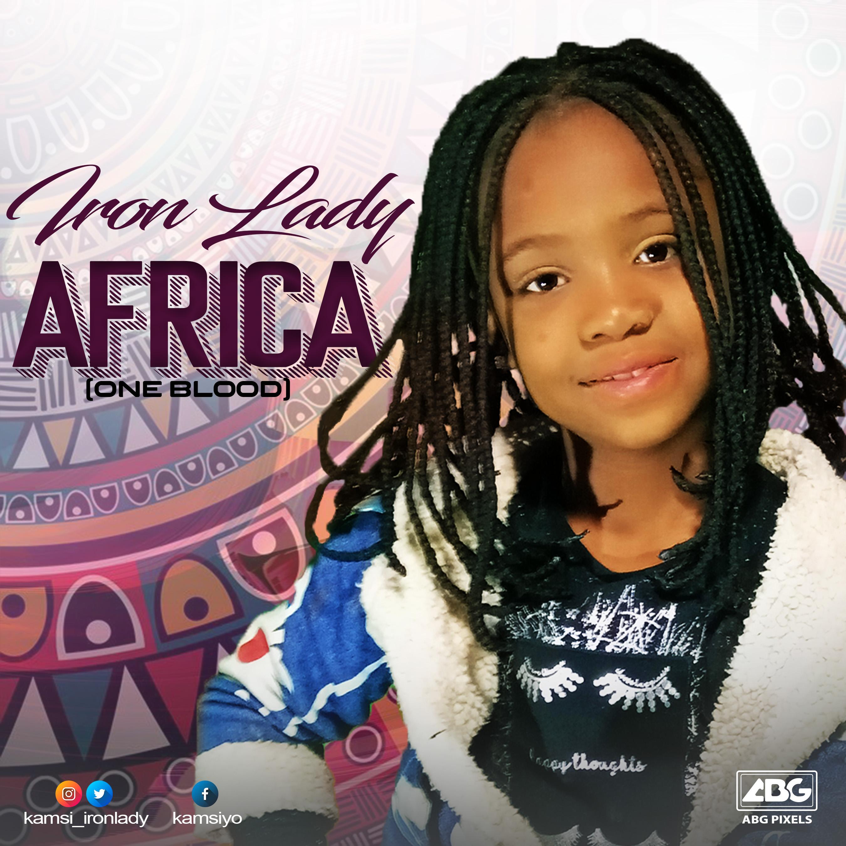 Iron Lady – Africa(One Blood)