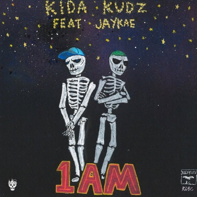 Kida Kudz - 1am ft. Jaykae