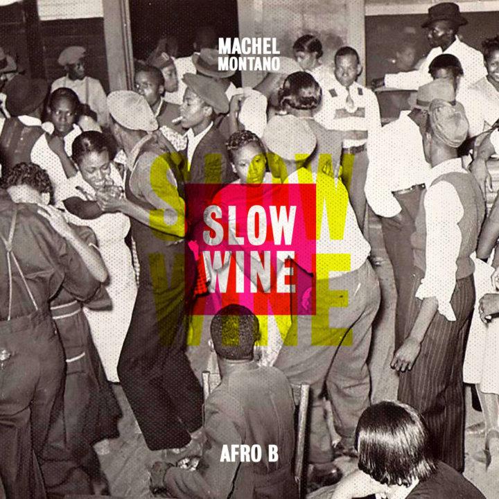 Machel Montano ft. Afro B - Slow Wine