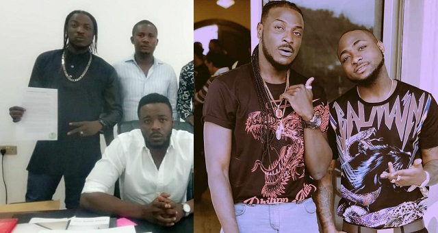 Peruzzi Davido Golden Boy Entertainment