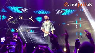 Davido Kicked Off His 'A Good Time' In Edmonton In Style