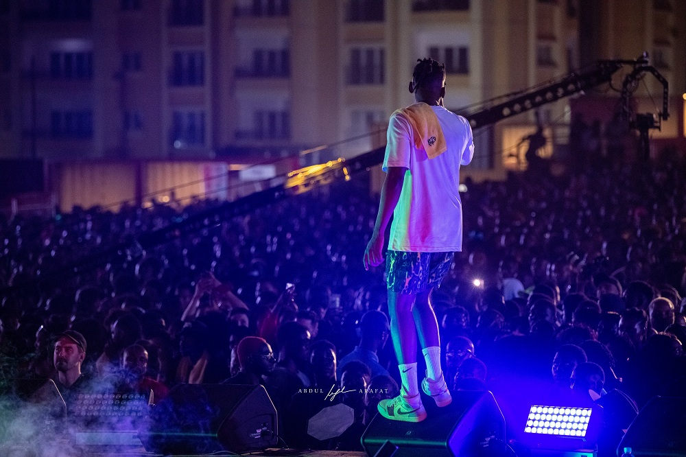 Mr Eazi Packs The House in Detty Rave 3 | Concert Review