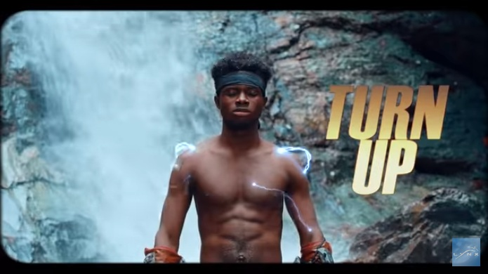 VIDEO: Kuami Eugene – Turn Up