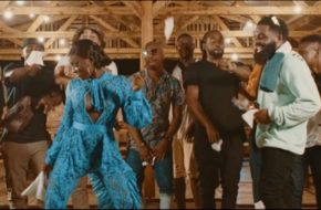Afro B ft. Wande Coal - Amina