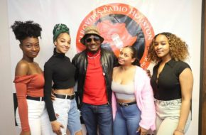 VIDEO: CDQ Interview on the Tea Club   Afrovibes Radio