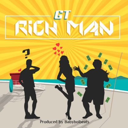 GT Guitarman - Rich Man