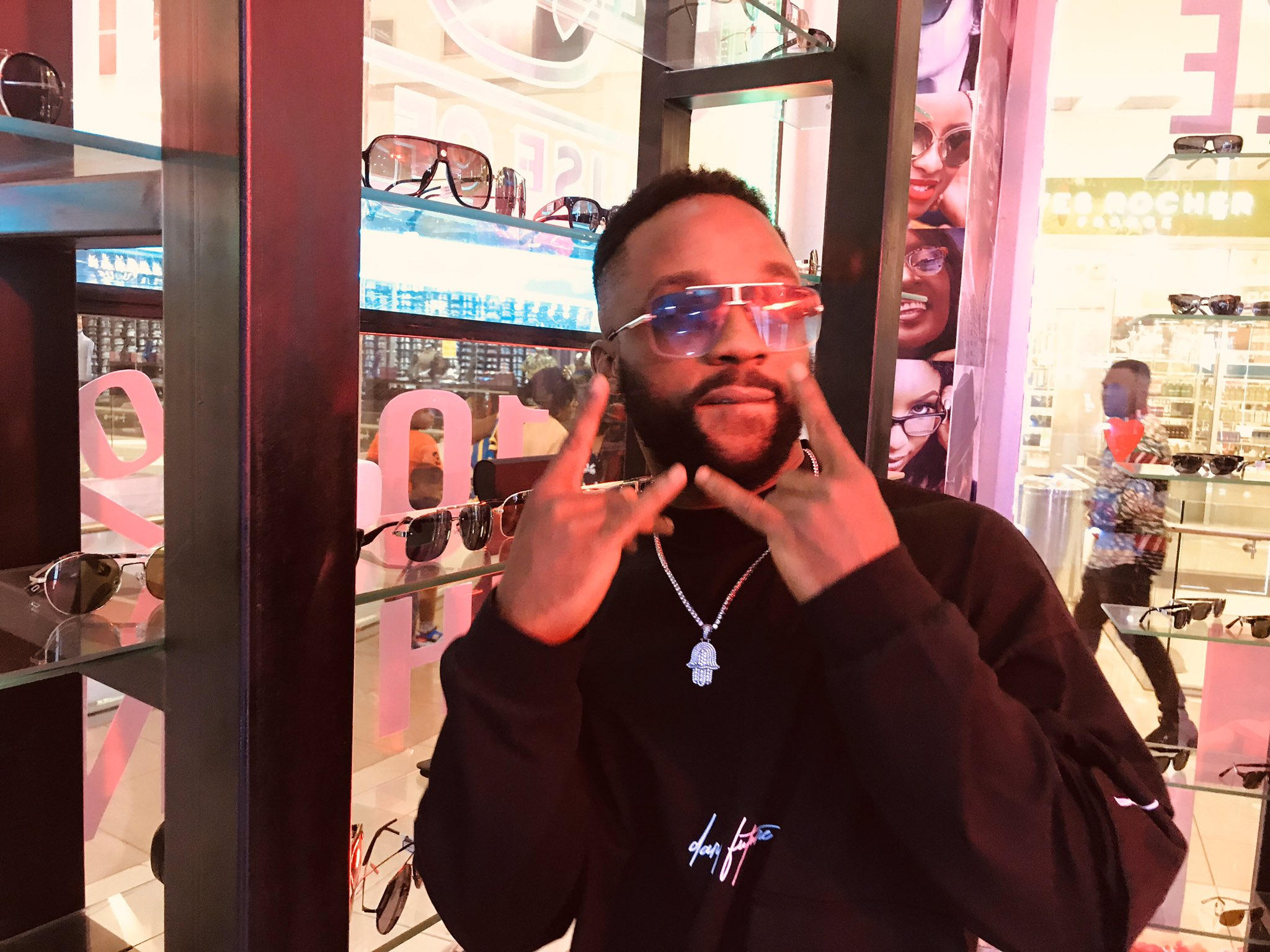 "Wani Responds ""God Forbid"" In Reaction To Being Called ""The New School Iyanya"" 