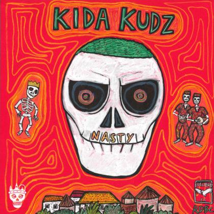 Kida Kudz - Nasty (Mixtape)