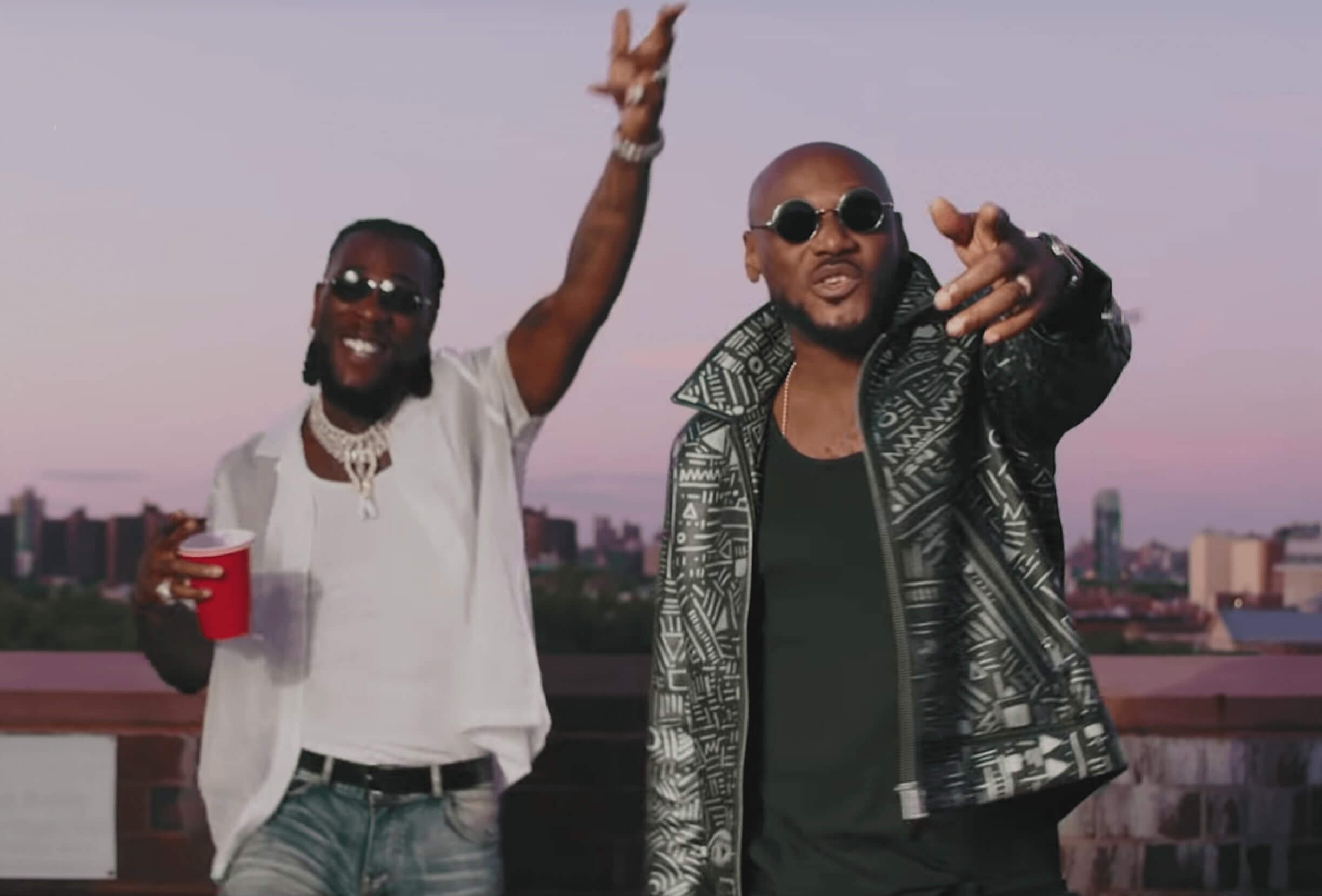 VIDEO: 2Baba ft. Burna Boy - We Must Groove