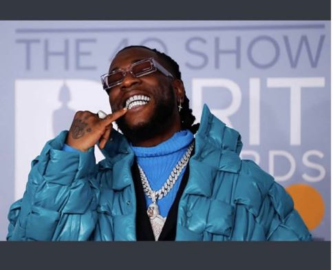 Watch Burna Boy's Rare Moments & Performance With Stormzy At The Brit Awards 2020
