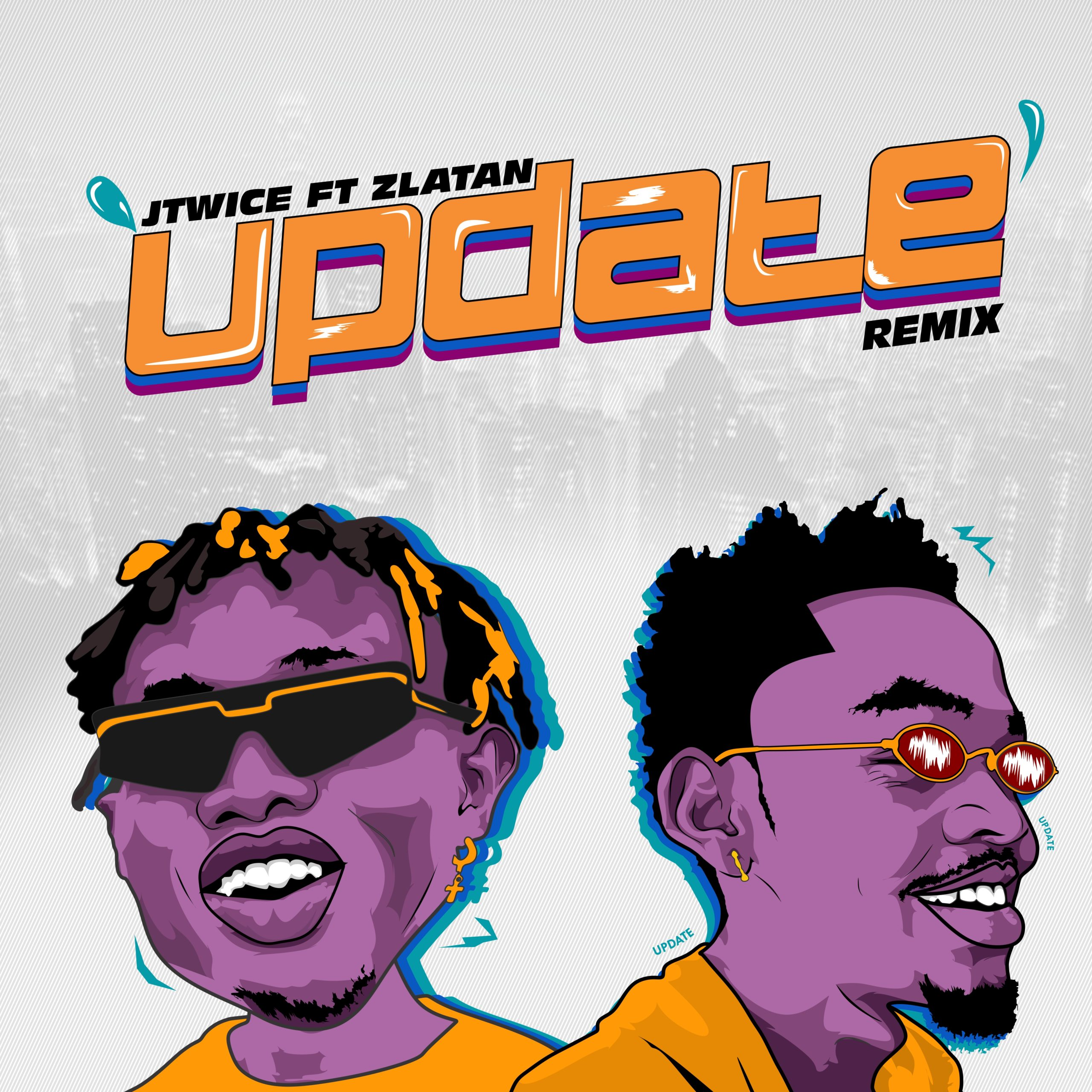 JTwice feat. Zlatan – Update (Remix)