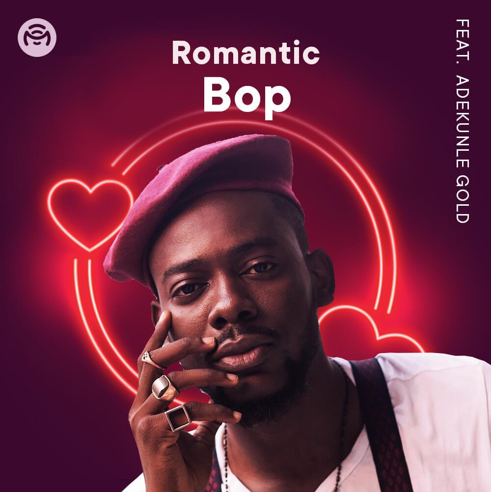 It's Valentine's Day! #Introducing: 'Romantic Bop' Playlist on Mino Music ft. Adekunle Gold
