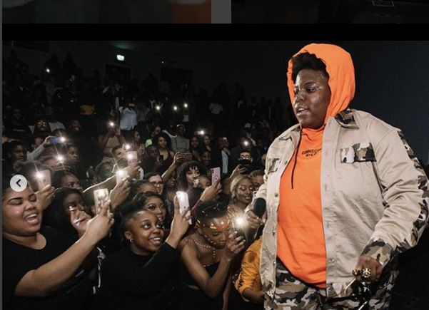 Teni Delivers A Hilarious & Dope Rap Freestyle | WATCH
