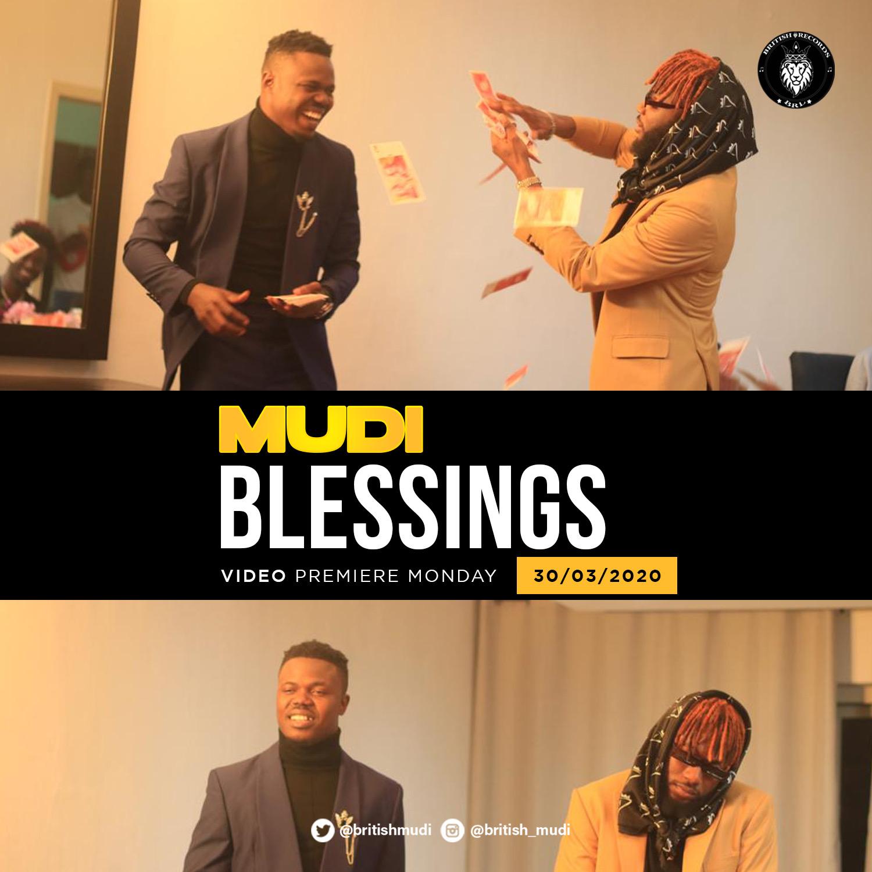 VIDEO: Mudi  –  Blessings