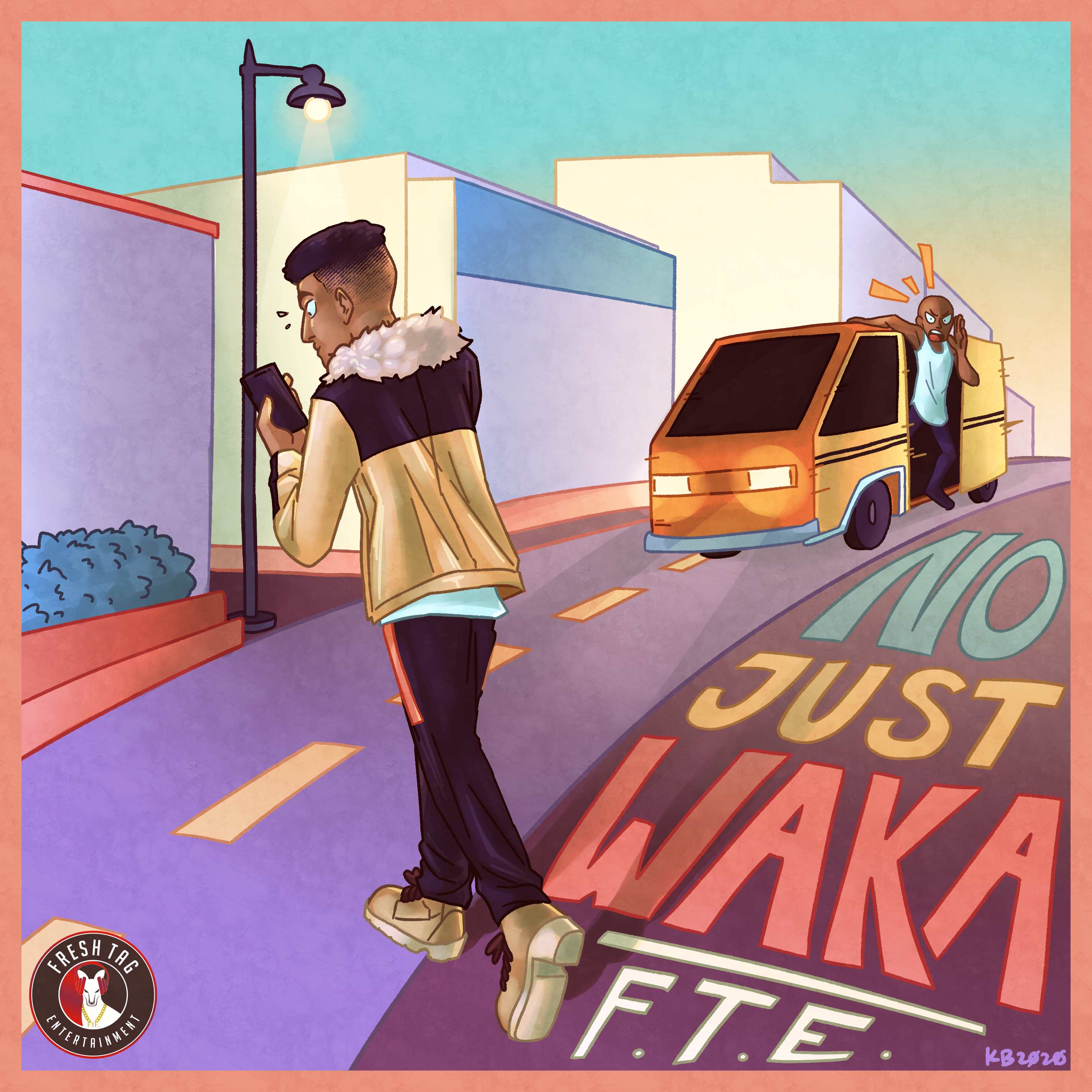F.T.E – No Just Waka