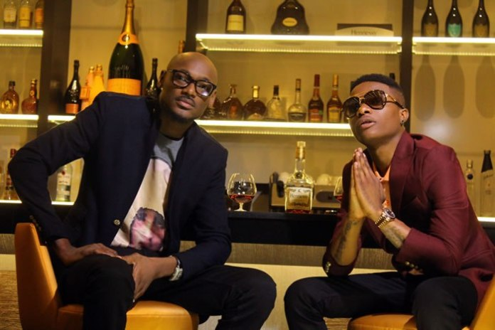 """Wizkid is one of the legends of his generation"" 2Baba says"