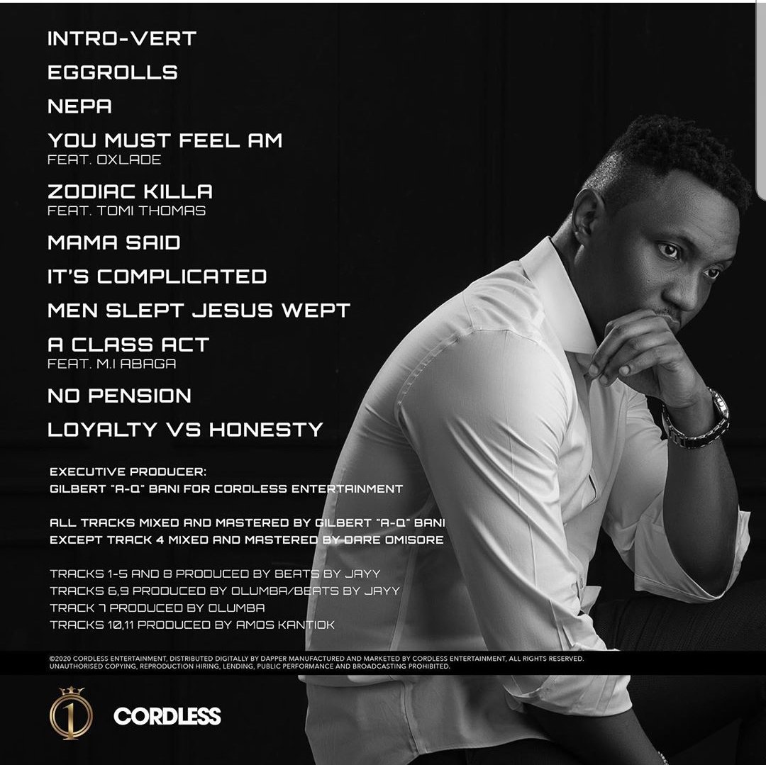 A-Q shares God's Engineering tracklist