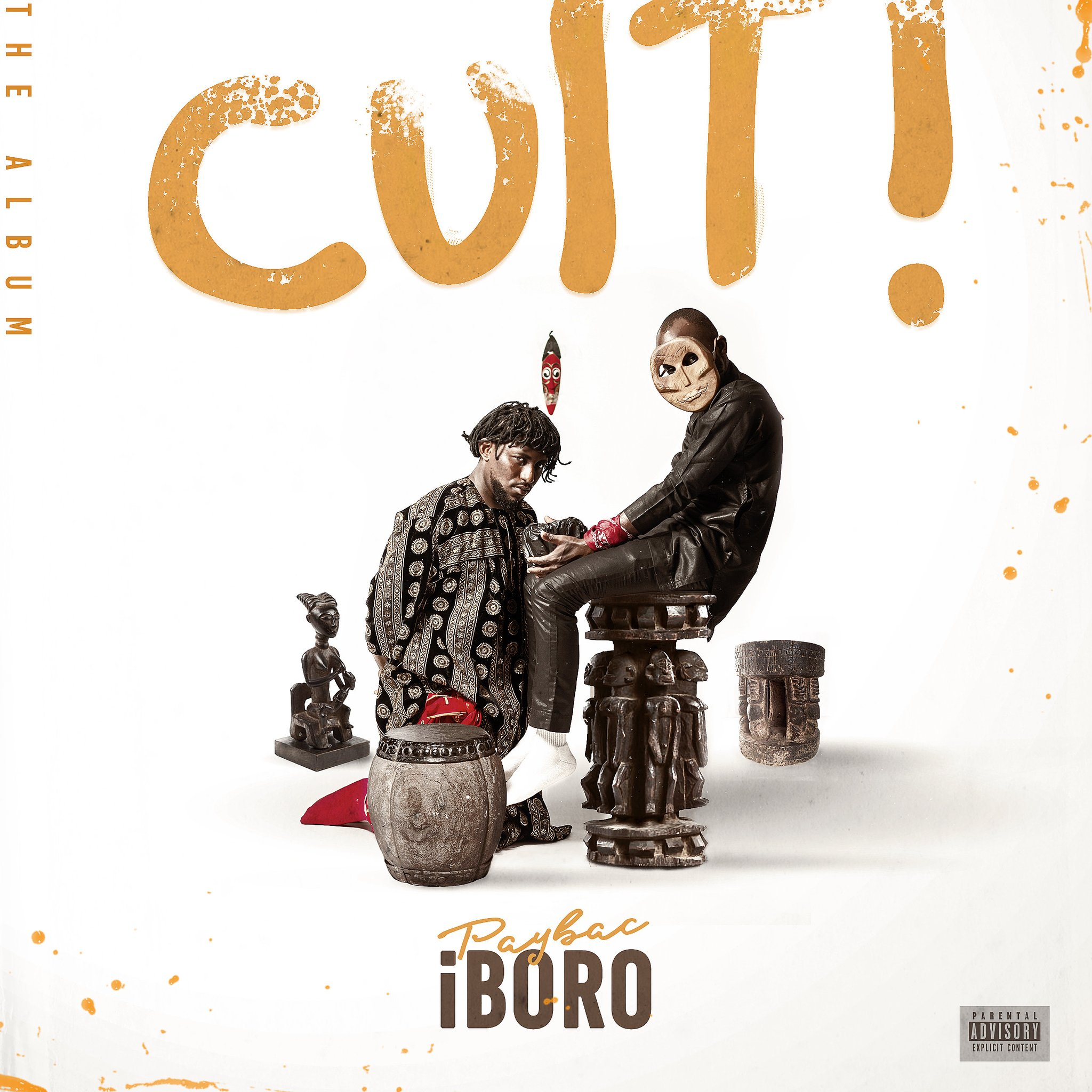PayBac Iboro – CULT! (Album)