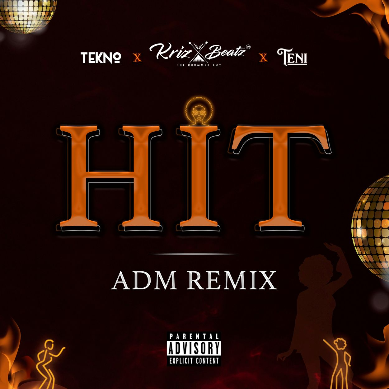 VIDEO: Krizbeatz – Hit (ADM Remix) ft. Tekno & Teni