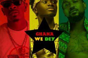 Top Ghana Songs of the Week – Stonebwoy - Kuami Eugene - Kwesi Arthur