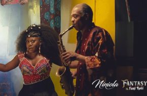 VIDEO: Niniola Fantasy ft. Femi Kuti
