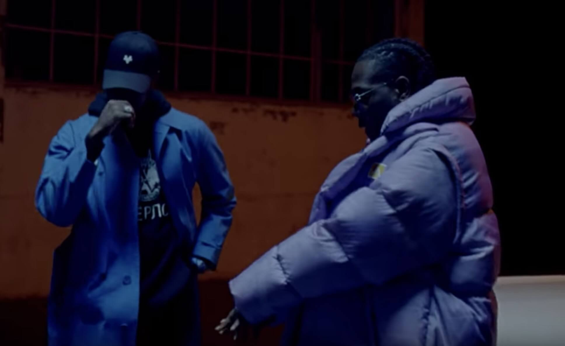 VIDEO: Dadju ft. Burna Boy - Donne Moi L'Accord