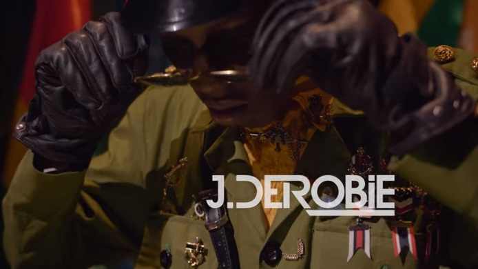 VIDEO: J.Derobie – Back It