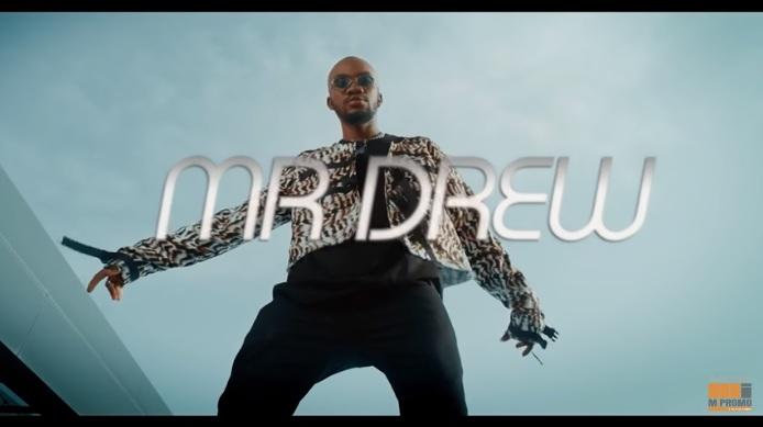VIDEO: Mr Drew x Krymi ft. Sarkodie - Dw3