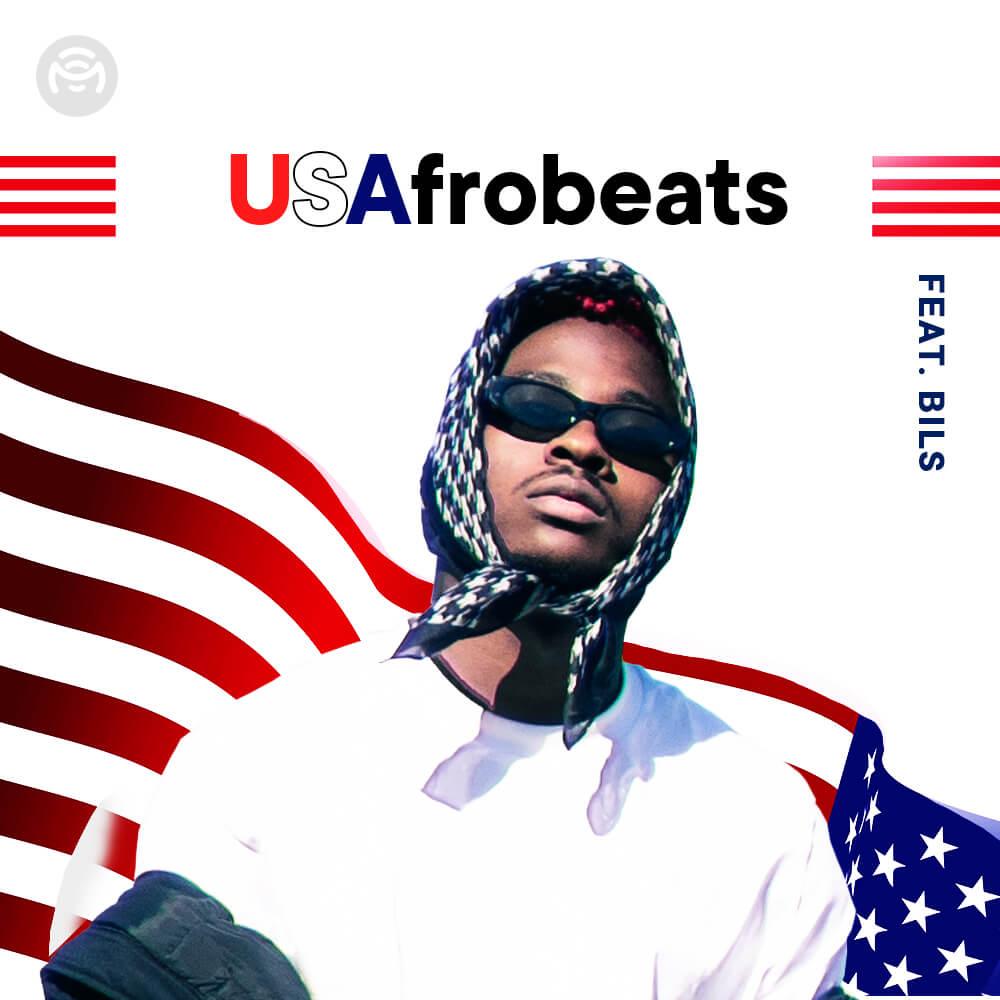 #Introducing: 'USAfrobeats' Playlist on Mino Music ft. Bils