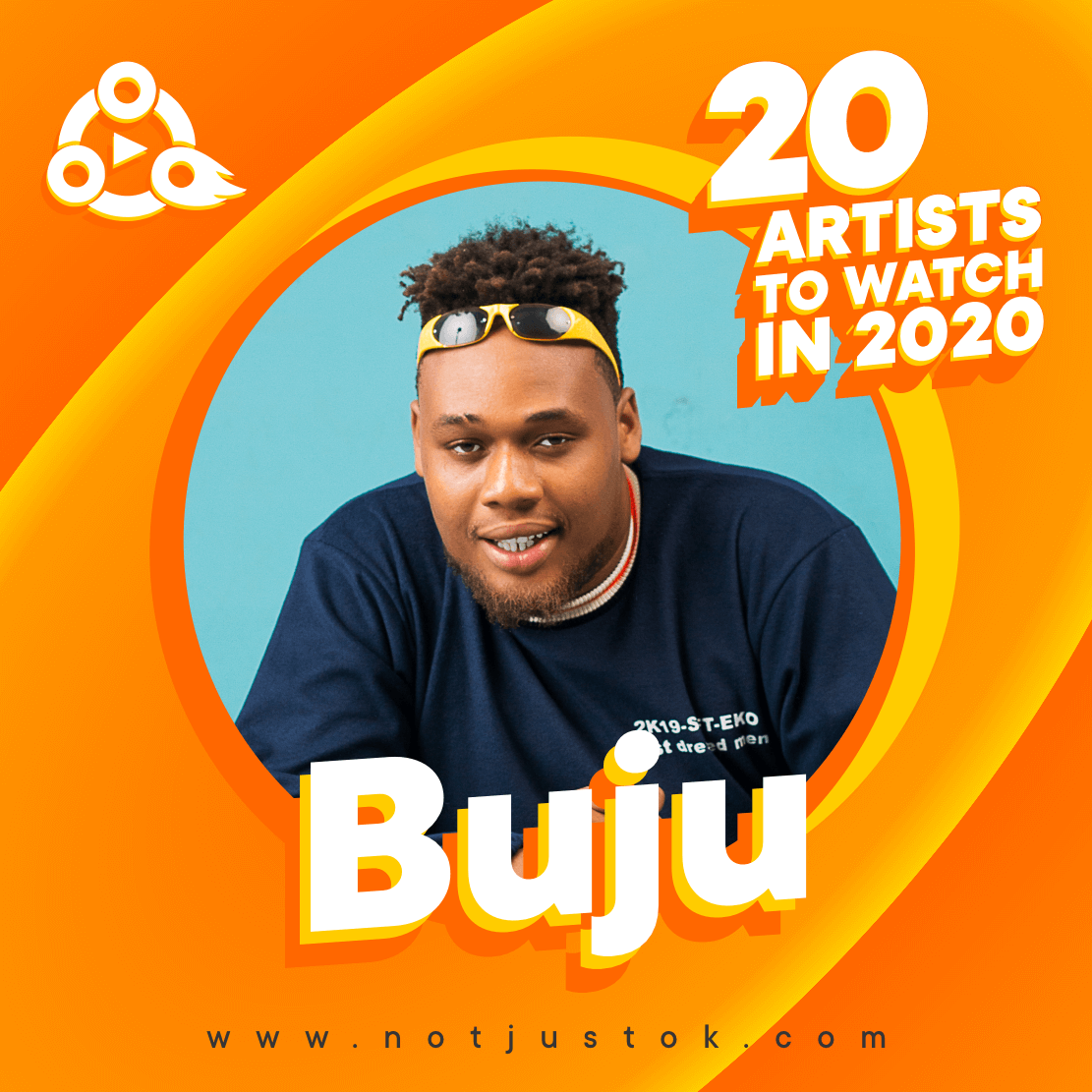 The 20 Artistes To Watch In 2020 - Buju