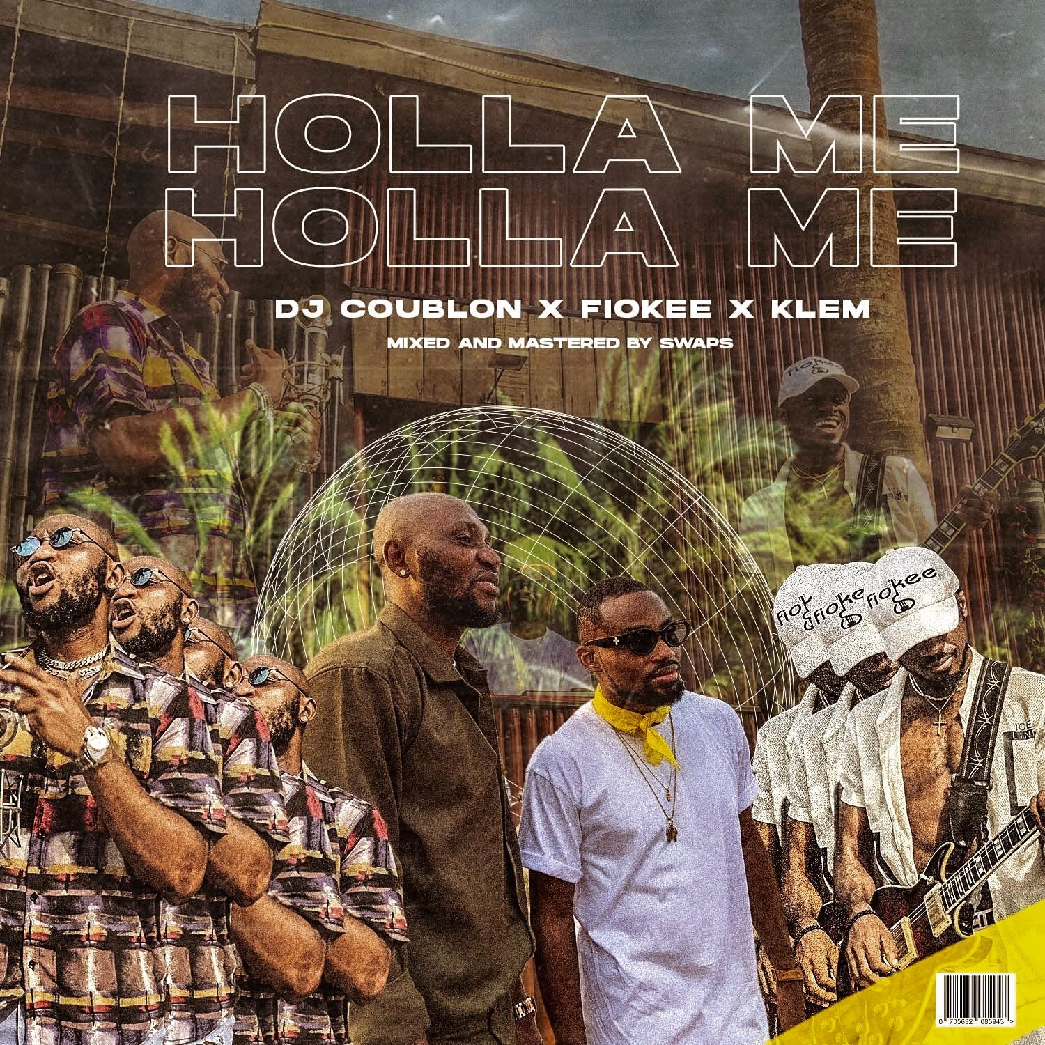 VIDEO: DJ Coublon x Fiokee x Klem - Holla Me