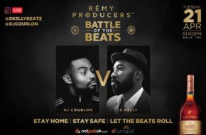 DJ Coublon V E Kelly: Battle of the Beats