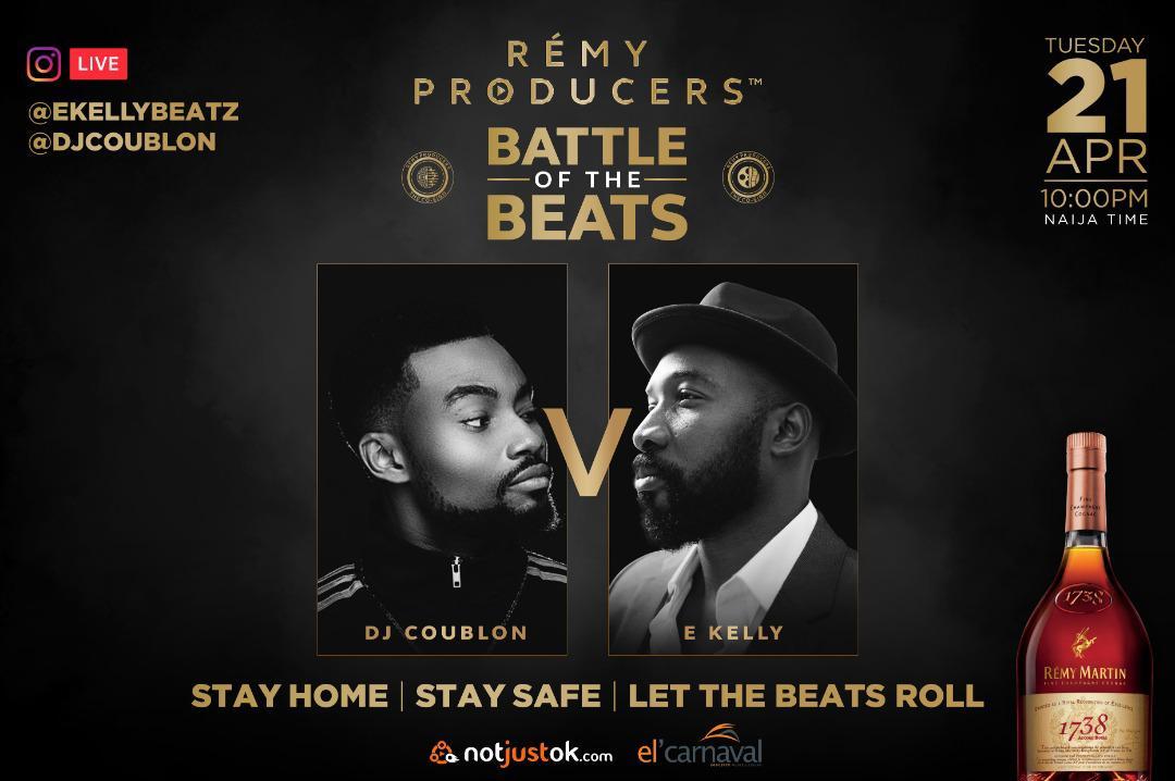 DJ Coublon V E Kelly: Battle of the Beats