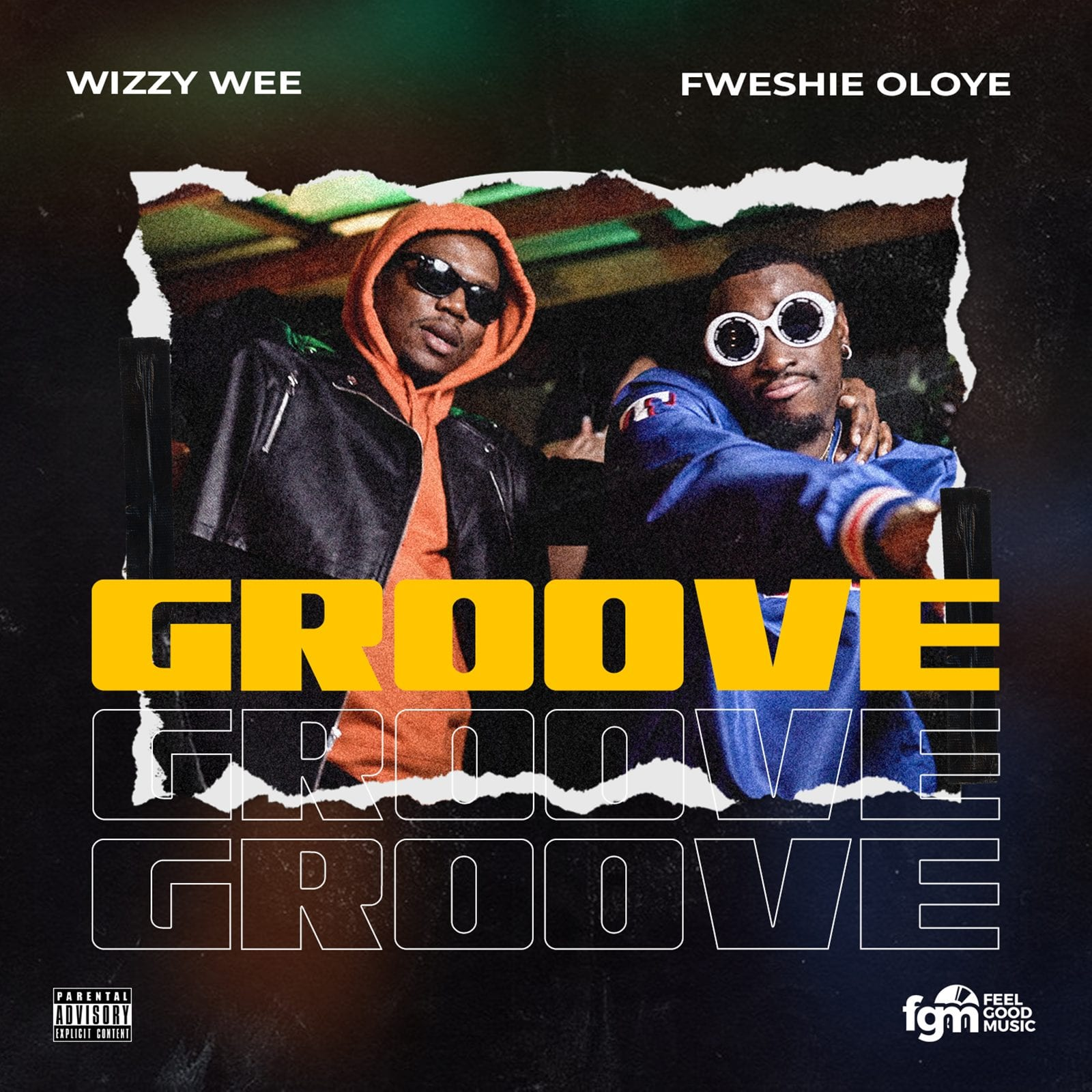 WizzyWee - GROOVE (Ft. Fweshie Oloye)