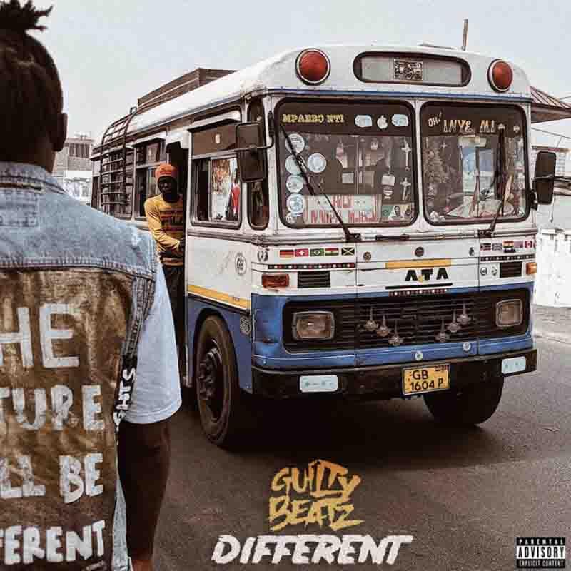 GuiltyBeatz – Different (EP)