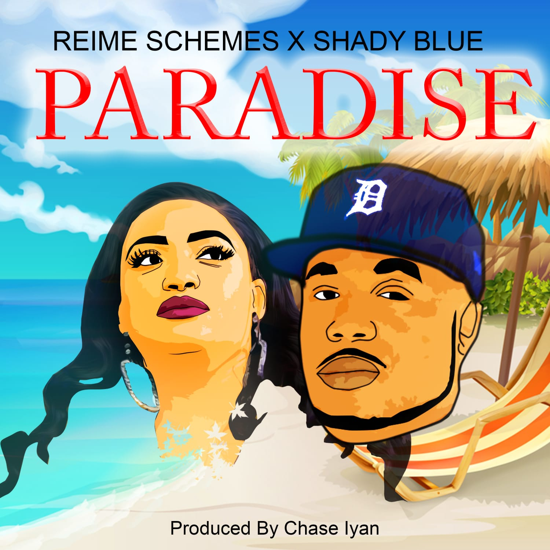REIME SCHEMES X SHADY BLUE – PARADISE
