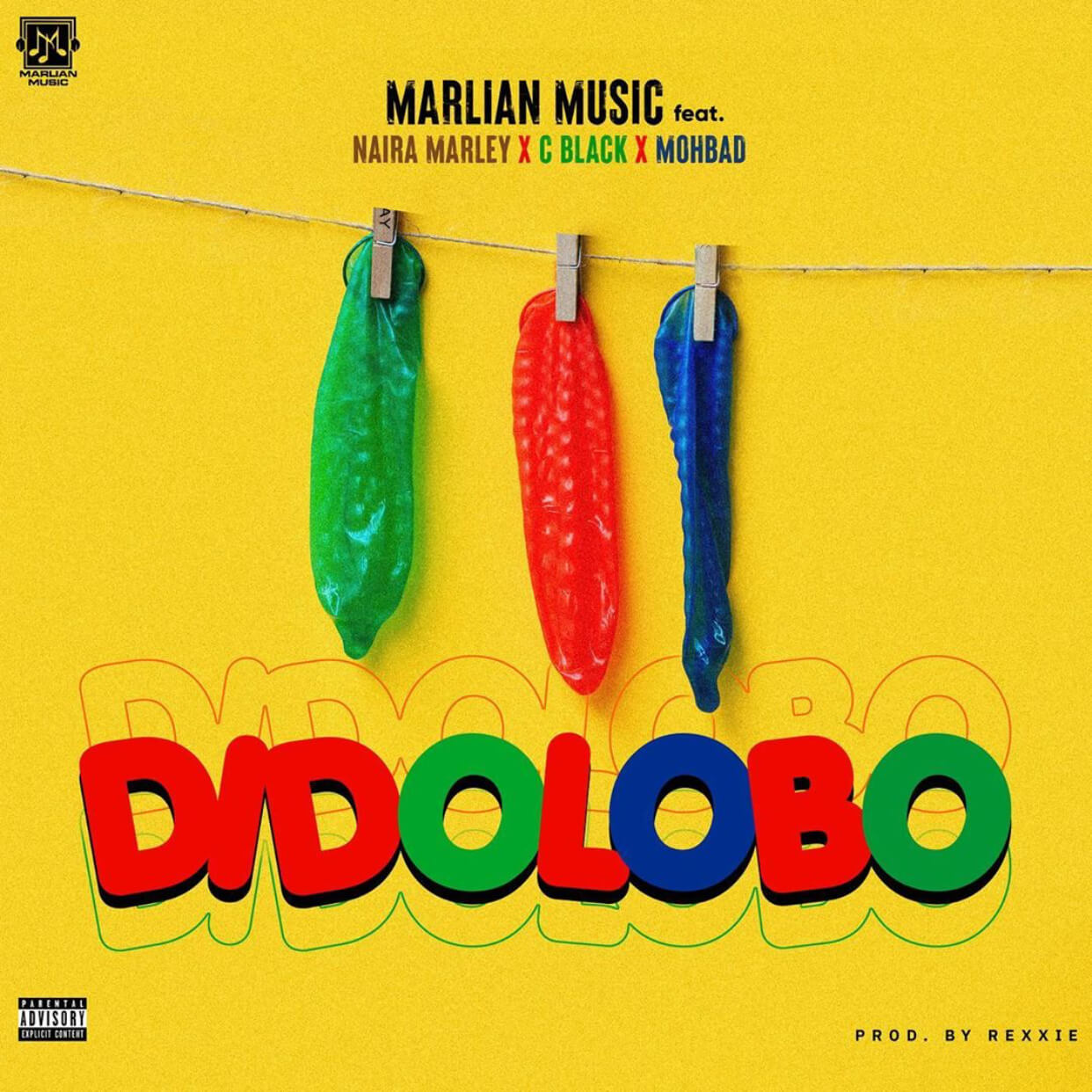 Naira Marley X C Black X Mohbad - Dido Lobo