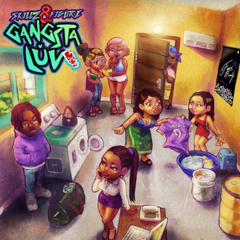 Skillz 8Figure - Gangsta Luv (EP)
