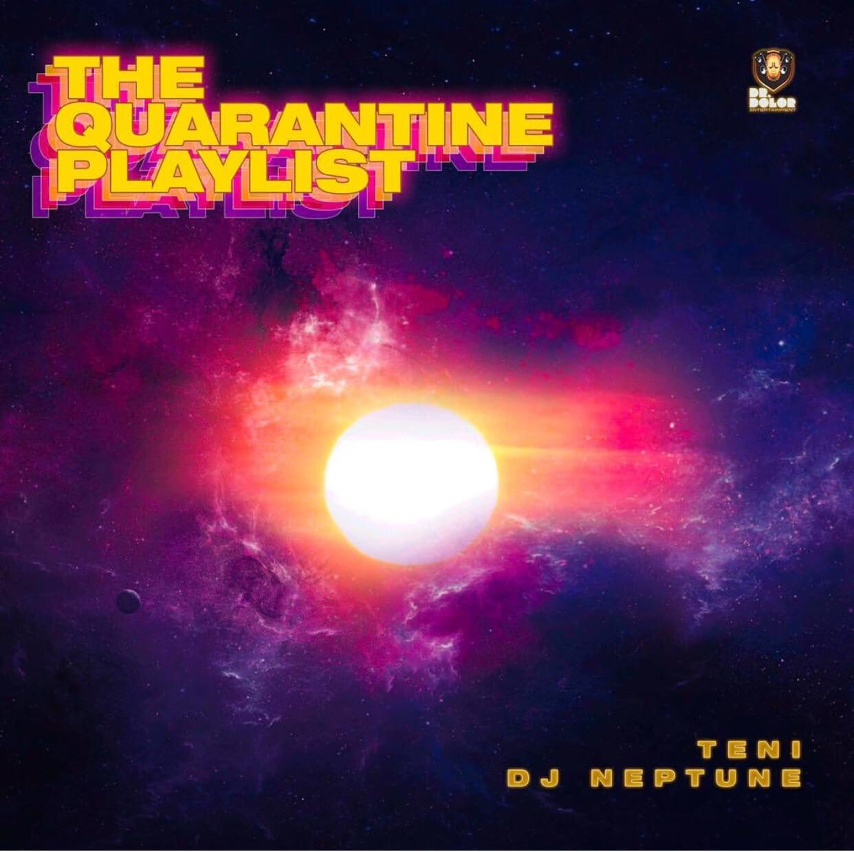 The Inglorious M.O.B - Teni & DJ Neptune - Oxlade: Quarantine Vibes
