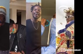 VIDEO: Mr Drew & Krymi ft. Fameye, Kofi Mole, Quamina MP, Dopenation & Bosom P-Yung – Dw3 (Remix)