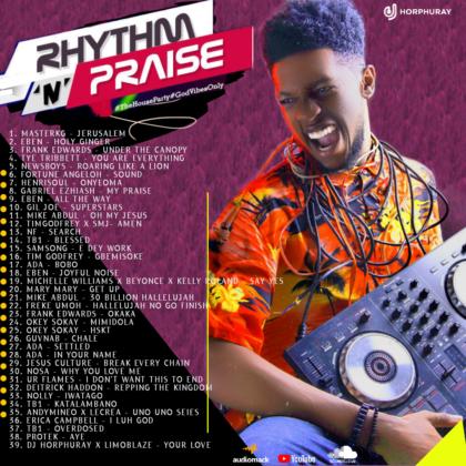 DJ Horphuray - Rhythm N Praise