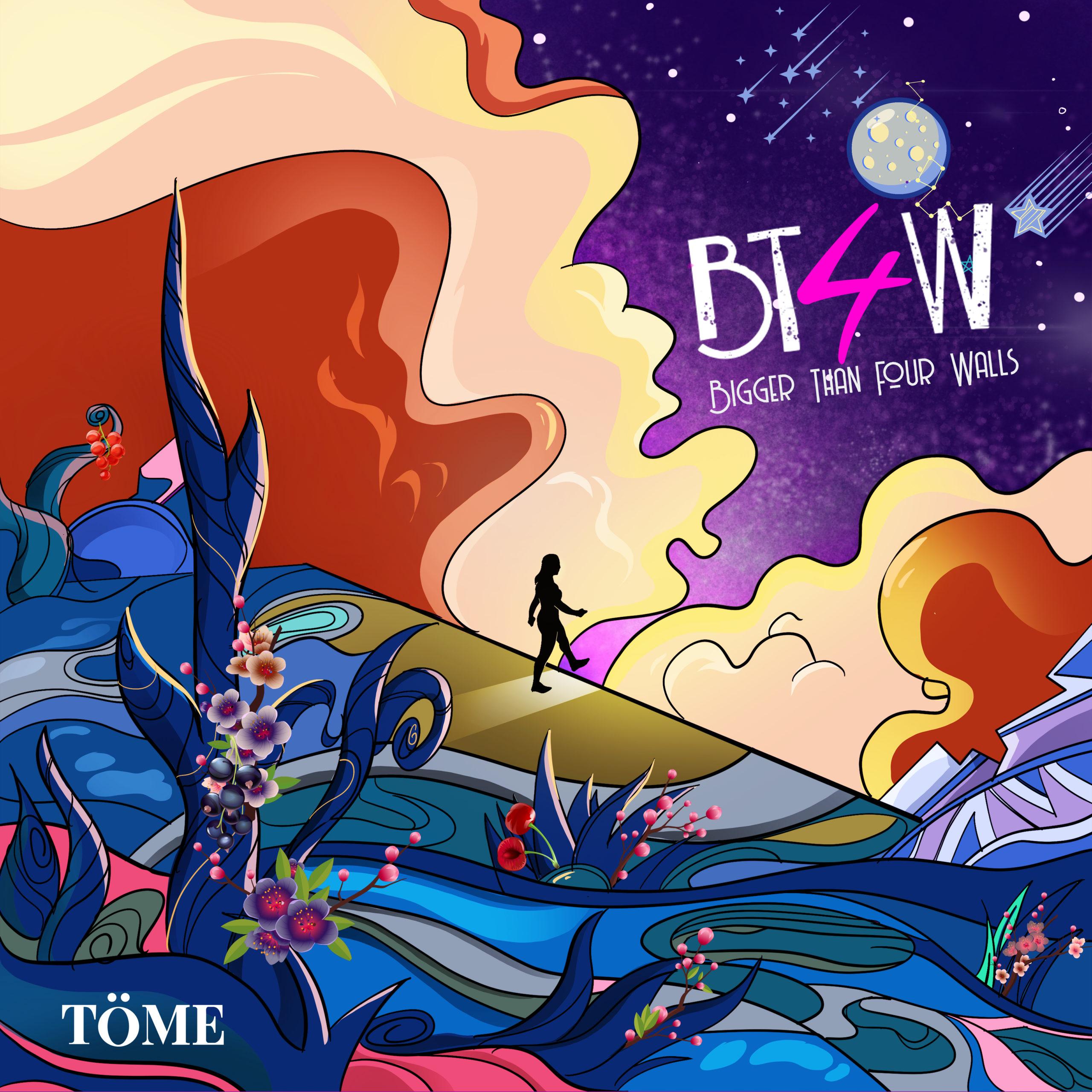 "TOME Releases ""Bt4w"" Album | ft. Runtown, King Promise, Zlatan"
