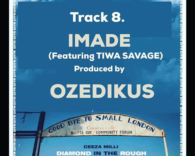 Ceeza Milli ft. Tiwa Savage - Imade