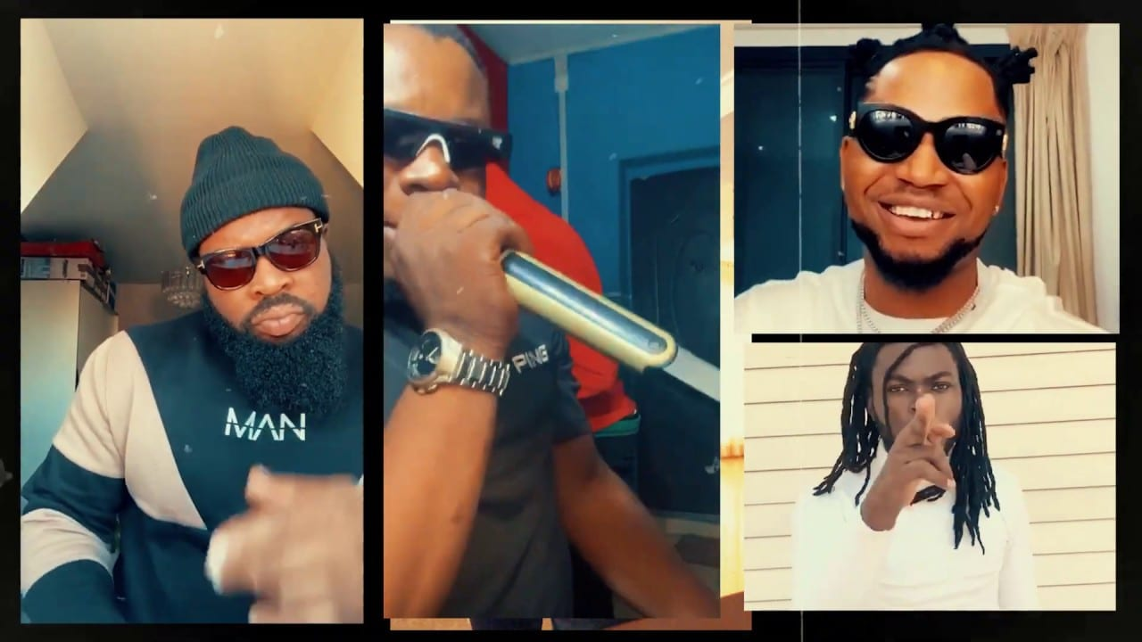 VIDEO: DJ Enimoney - Okay ft. Terry G & Dapo Tuburna