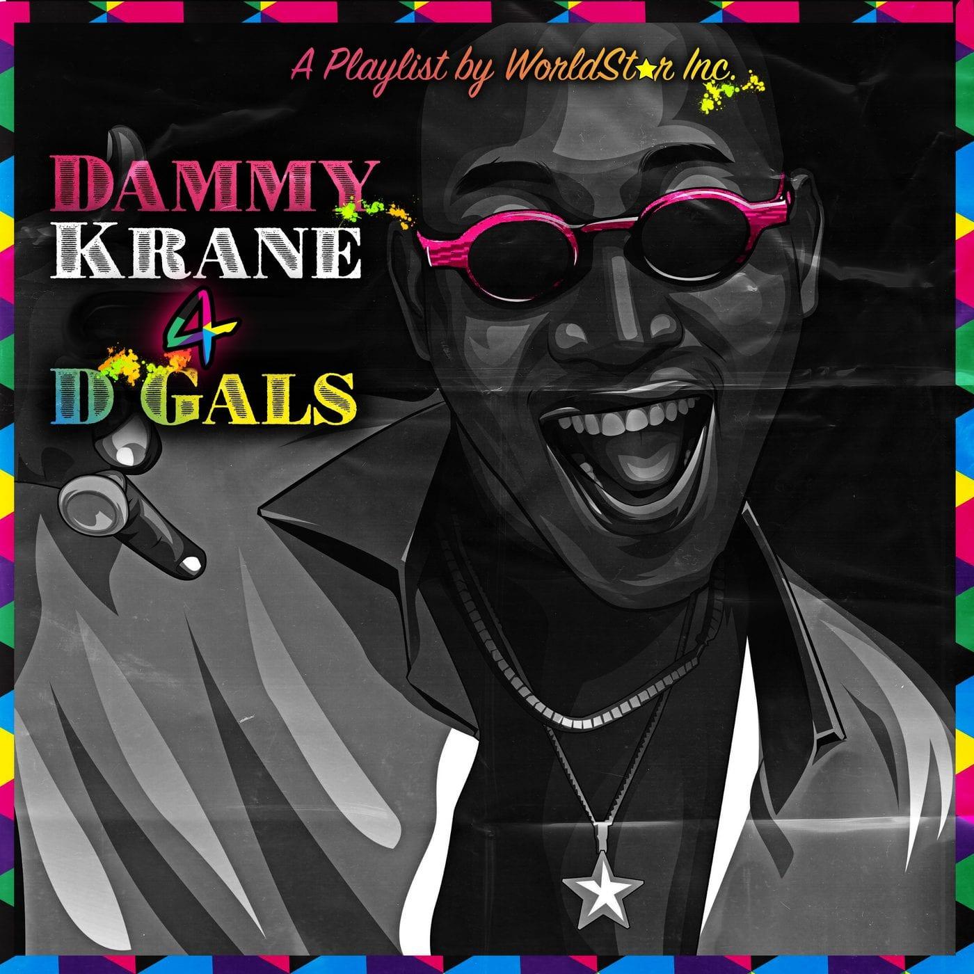 Dammy Krane - 4 D Gals (EP)