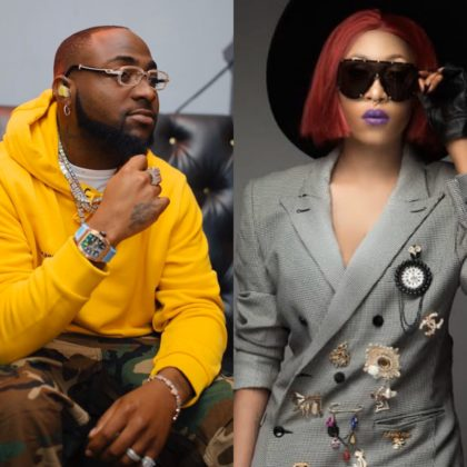 Cynthia Morgan Confirms Working With Davido On That New Jam!?