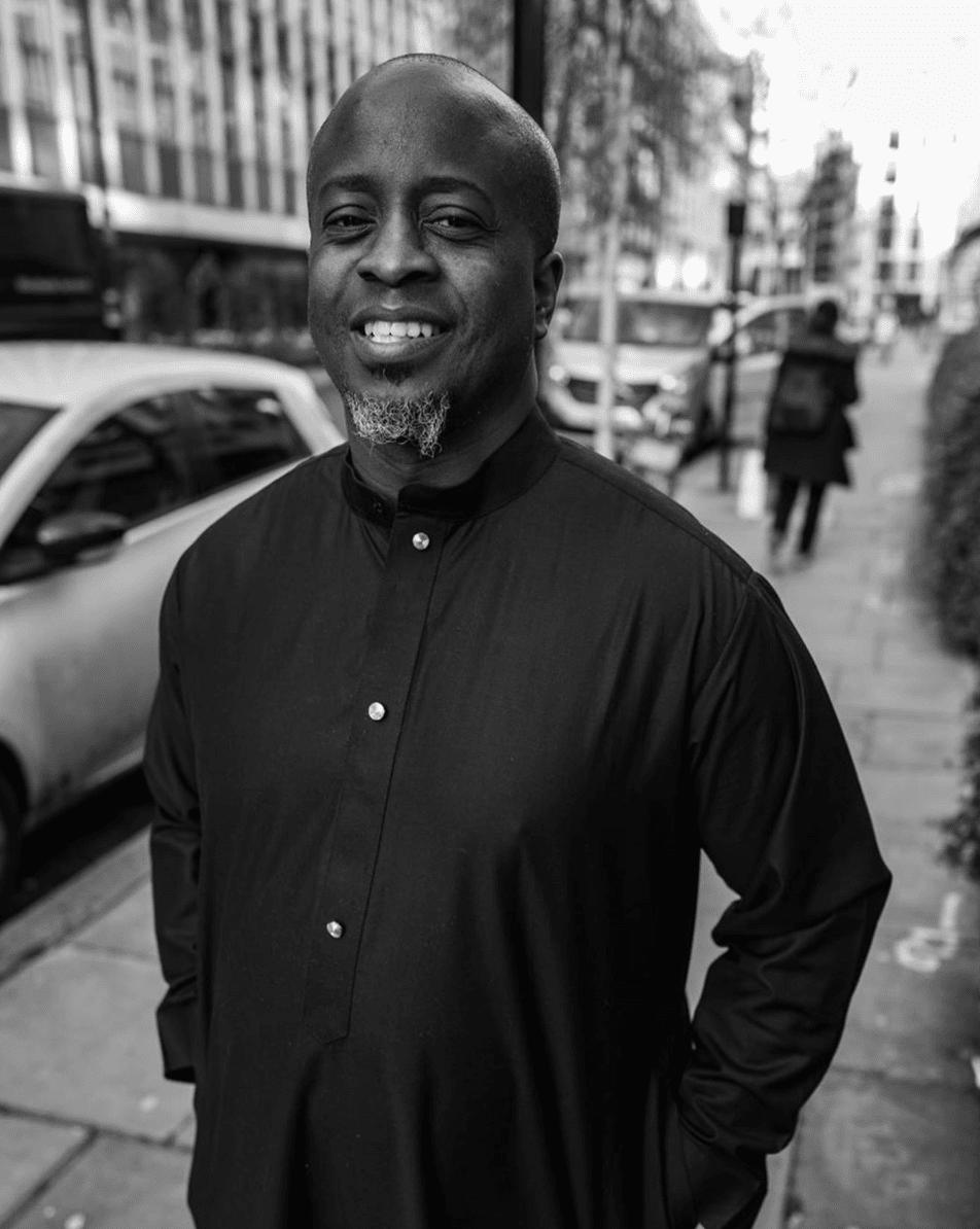 Efe Ogbeni - Afrobeats Executive of the Year